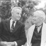 Arthur e May Lacey Currow